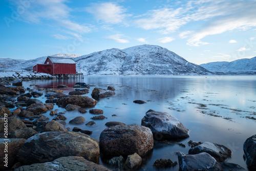 mata magnetyczna Troms, Norway