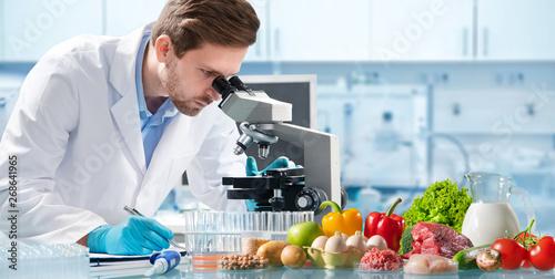 Fotografie, Obraz  Food quality control concept