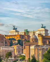 Rome Alter Of The Fatherland
