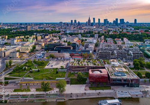 Obraz Centrum Nauki Kopernik w Warszawie - fototapety do salonu