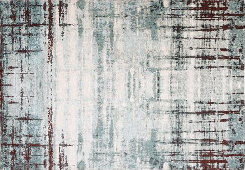 Stampa su Tela  Carpet Texture, abstract ornament
