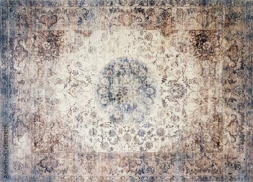 dywanowa-tekstura-abstrakcjonistyczny-ornament-wzor-tekstura-tkanina-dywanowa