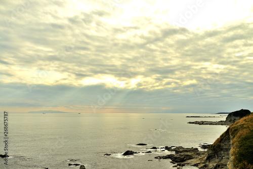 Valokuva  剱崎 神奈川県三浦市南下浦町松輪の風景