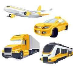 Vector Transport logistics ...