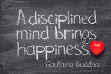 Mind Brings Buddha