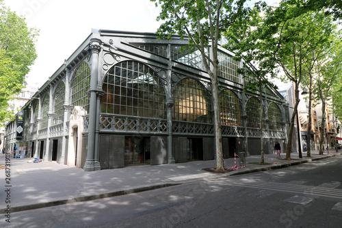 Fotografie, Obraz  Paris - Carreau du Temple