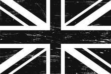 Vintage Grunge Great Britain A...