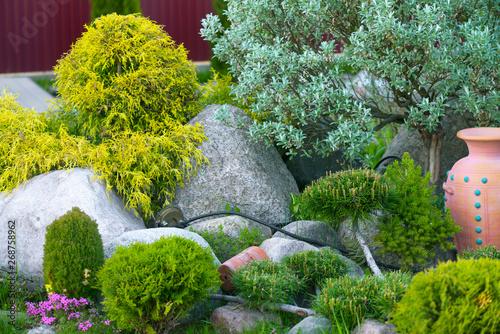 Papiers peints Jardin japanese garden
