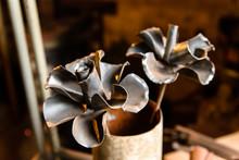 Flowers From Metal, Blacksmith.
