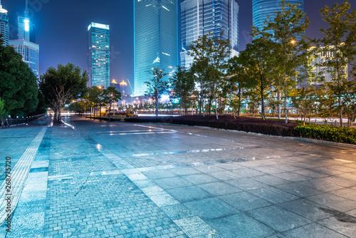 Foto auf AluDibond Shanghai shanghai