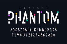 Original Trendy Display Font D...
