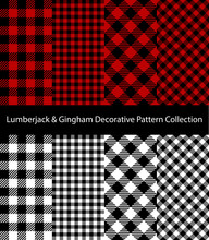 Collection Of Lumberjack And G...