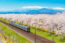Japan Landscape Scenic View Of...
