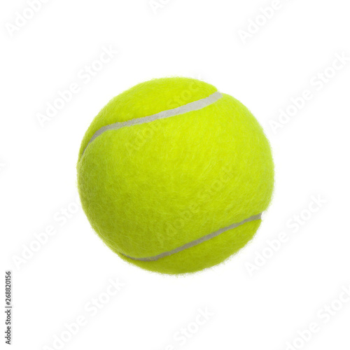 Tuinposter Bol Сlose-up of tennis ball