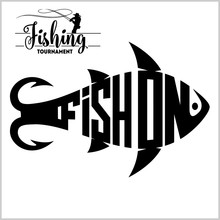 Fishing Logo - Vector Stock Il...