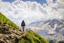 Trekking Sul Sentiero Viel Del Pan, Dolomiti
