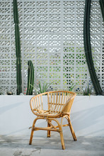 Rattan Chair Outdoor