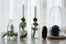 Christmas Decoration On Dining...