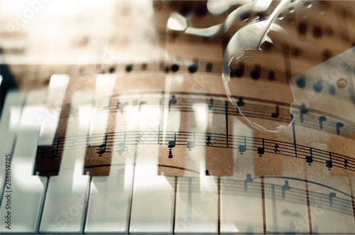 Recording studio. - 268859785