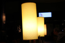 Lamps At The Lounge In Canada