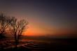 最高に美しい海 御輿来海岸 夕焼けの干潟 The most beautiful sea  Okoshiki Coast Sunset tidal flat