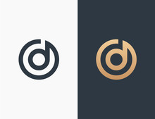 Letter D Logo Template Vector ...