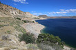 The Blue Mesa Reservoir in Curecanti National Recreation Area, with the Gunnison River. Colorado