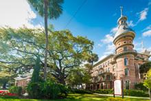 University Of Tampa Under A Shining Sun