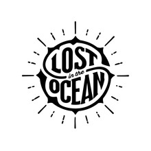 Lost In The Ocean Circle With ...