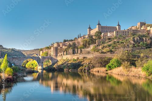 Rio Tajo Toledo España