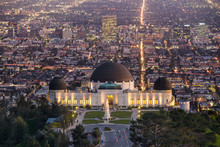 Griffith Observatory And Los A...