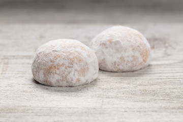 Fototapeta na wymiar pastries