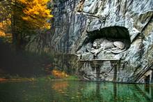 Löwendenkmal, Luzern - Schweitz