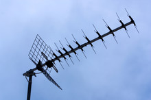 Domestic Television Antenna On...