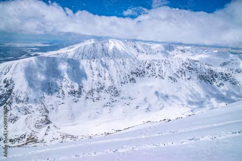 Beautiful Morning Hike Up Quandary Peak in Breckenridge, Colorado #268930507