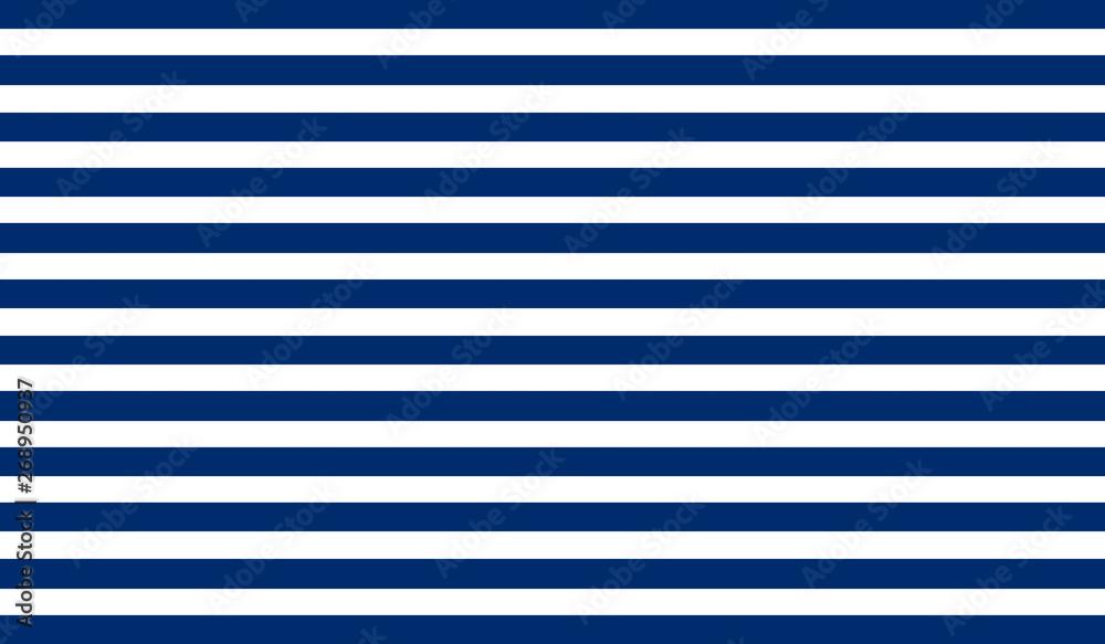 Fototapety, obrazy: Blue and white striped background