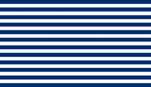 Blue And White Striped Background