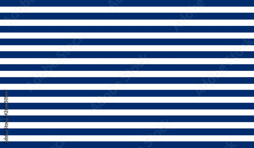 Fotografía  Blue and white striped background