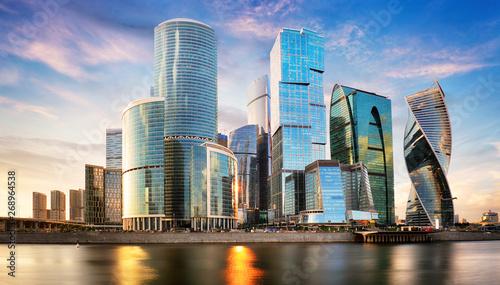 Fotografija  Moscow International Business Center, Russia