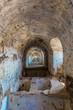 Stone ruins, Dalian Lushun Russo-Russian War ruins, Chair Hill Fort