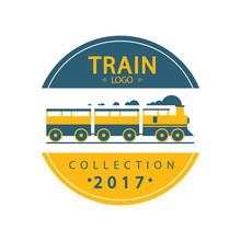 Vintage Train Locomotive, Engr...