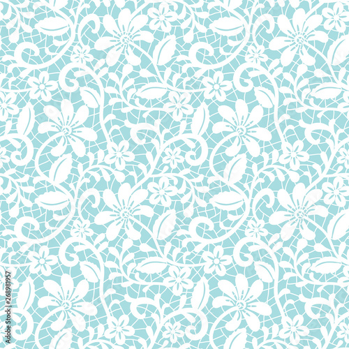 Tapety turkusowe  seamless-turquoise-lace-background-with-floral-pattern