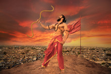 Ancient Indian God Mythologica...