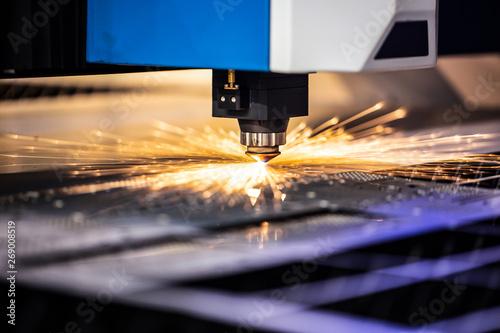 Fotografie, Obraz  Cnc milling machine