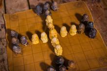 Popular Strategy Board Game - Tafl