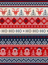 Ugly Sweater Merry Christmas P...