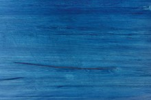 Blue Wood Texture, Light Wooden Abstract Background