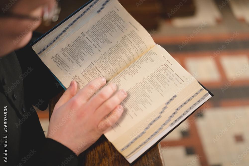Fototapeta Pismo święte