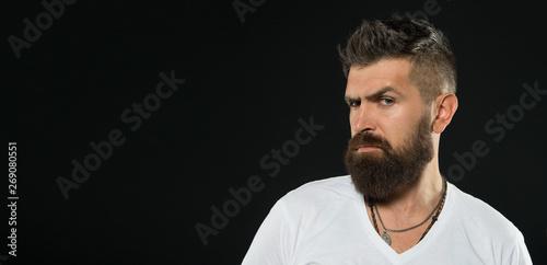 Fényképezés  Barber tips maintain beard