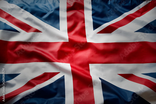 British UK flag Wallpaper Mural